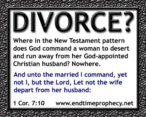 Marriage divorce christian perspective on divorce