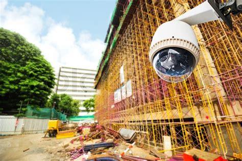 menjaga keamanan lokasi konstruksi anda dengan kamera cctv