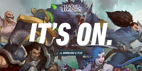 league  legends coming  ios  android   riot