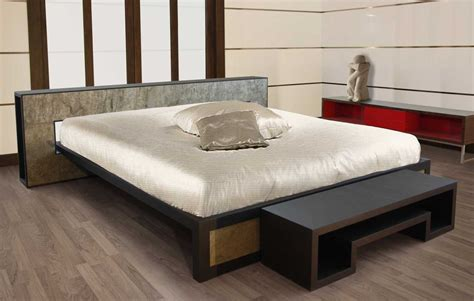 abcde signstone letto legno rovere bed stained oak veneer