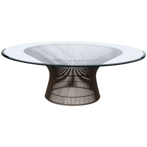platner coffee table platner coffee table at 1stdibs