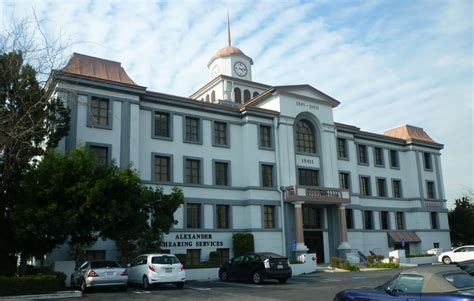 Torrance Courthouse Search Dudley Gray S To Bring An Iowa Courthouse Building To Torrance South Bay History