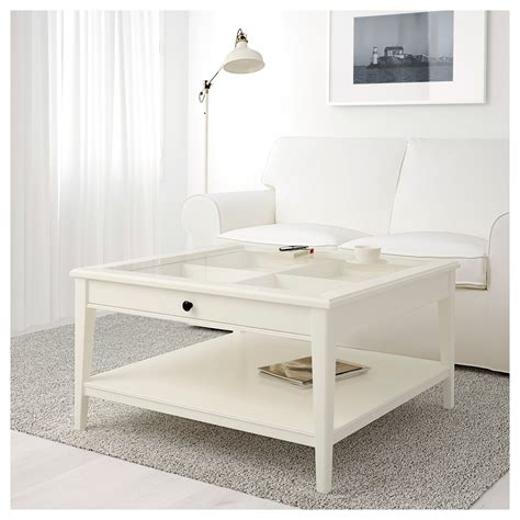white glass coffee tables liatorp coffee table white glass 93x93 cm ikea