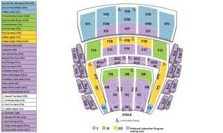 Lyric Theatre Floor Plan seattle opera seating chart