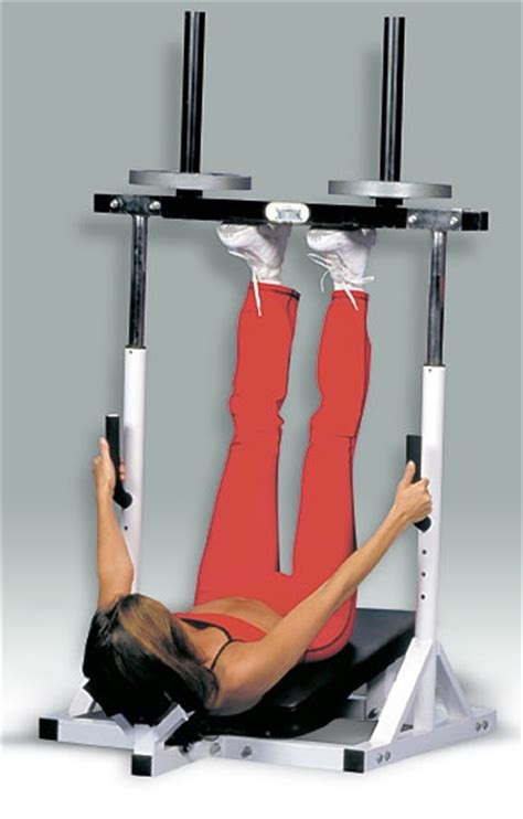 1000 ideas about leg press on inversion table