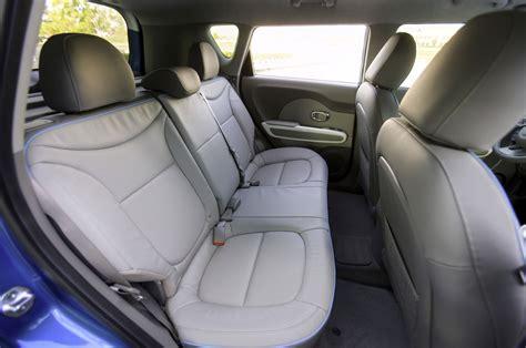 2015 kia soul ev rear seat photo 79212685 automotive