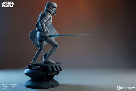 star wars from a star wars stormtrooper statue by sideshow collectibles sideshow collectibles