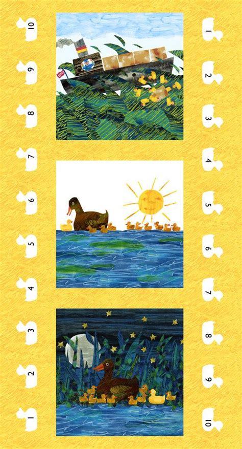 eric carle curtains 30 beste afbeeldingen van tien kleine eendjes amigurumi