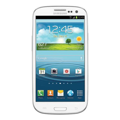 dlna android samsung galaxy s3 r530m nfc dlna android 4g lte white phone metropcs excellent condition