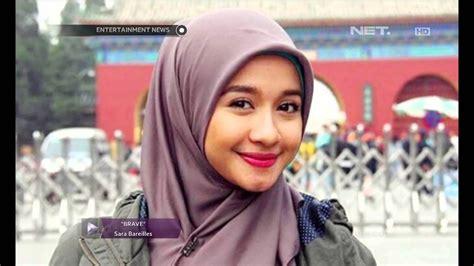 gambar tutorial hijab ala laudya chintya bella tutorial