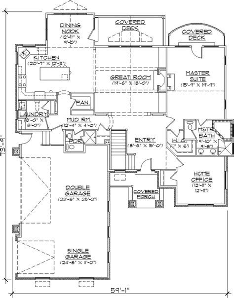 2100 square foot house plans traditional style house plans 2100 square foot home 1