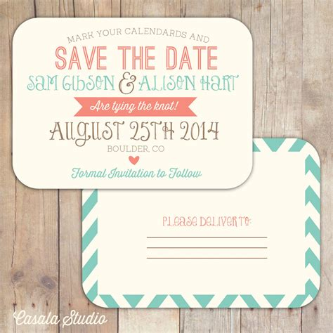free wedding save the date postcard templates save the date cards templates for weddings