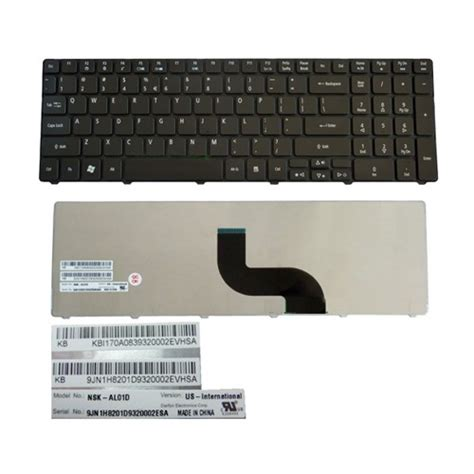 Keyboard Laptop Acer Aspire buy acer aspire 5745 5745g laptop keyboard in india