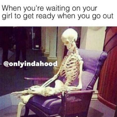 youre waiting   girl   ready