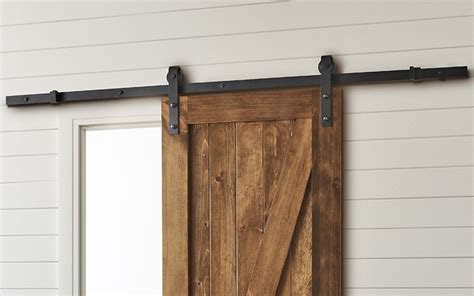 barn door rail system rail systems and doors