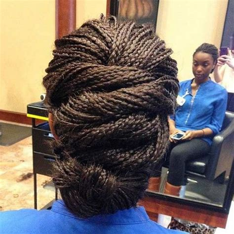 micro braids updo hairstyles 35 micro braids hairstyles for african american women