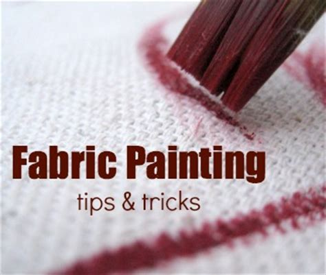 Home Decor Tips fabric painting techniques the sewing loft
