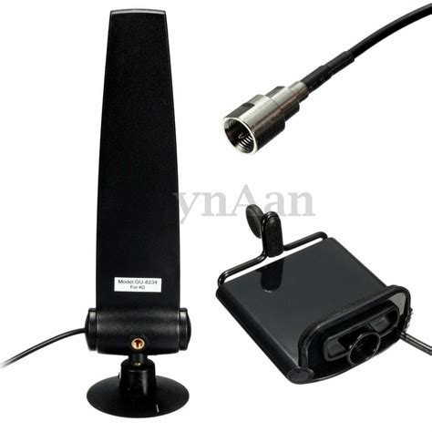gsm cdma 850 1900mhz 3g 4g cellphone signal booster lifier antenna holder ebay