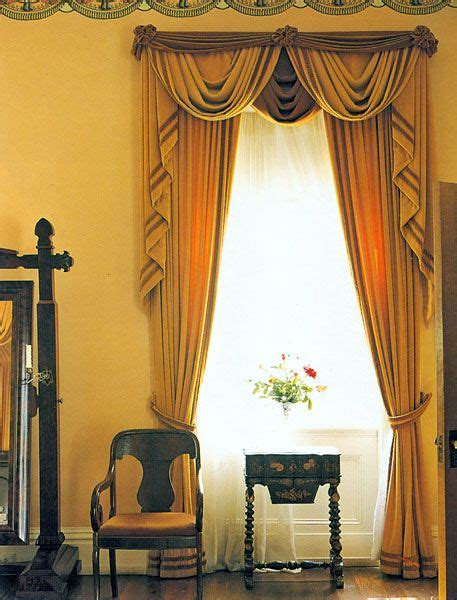 Swag Window Treatments 94 Best Images About Swags On Traditional