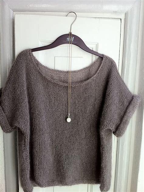 pattern slouch jumper 25 best ideas about knit sweaters on pinterest winter