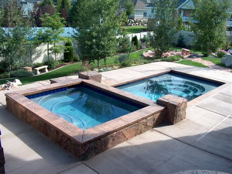 which swimming pool material is right for you crystal pools spas