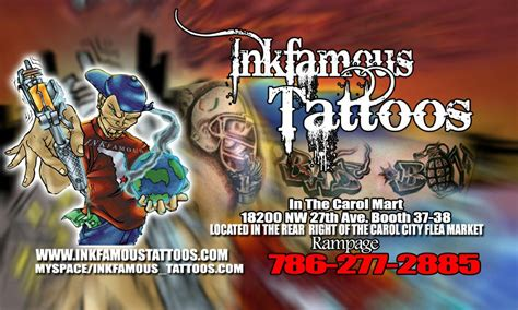inkfamous tattoo ink frnt copy from inkfamous tattoos inc in opa locka fl