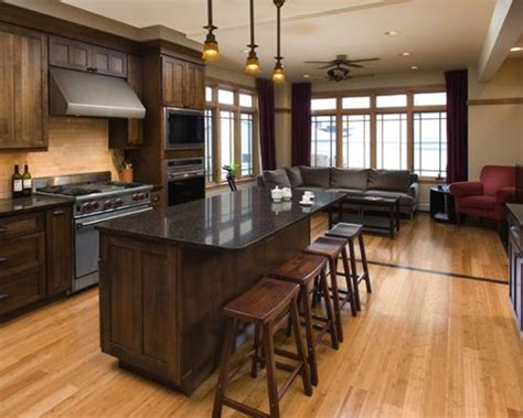 dark cabinets light floor houzz