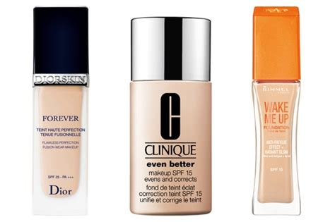 Mineral Makeup Downtime by Tried And Tested Foundations
