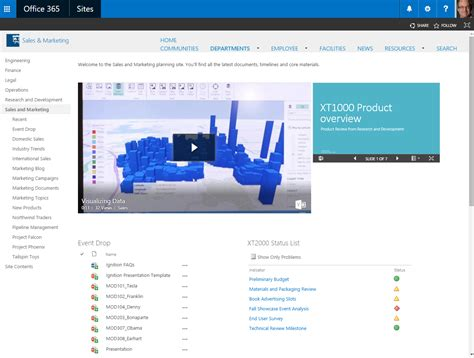 Office 365 Portal Embed Embed Throughout Your Intranet Office Blogs