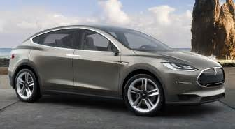 Tesla Electric Car Details Tesla Model X Suv Will Arrive In September Elon Musk