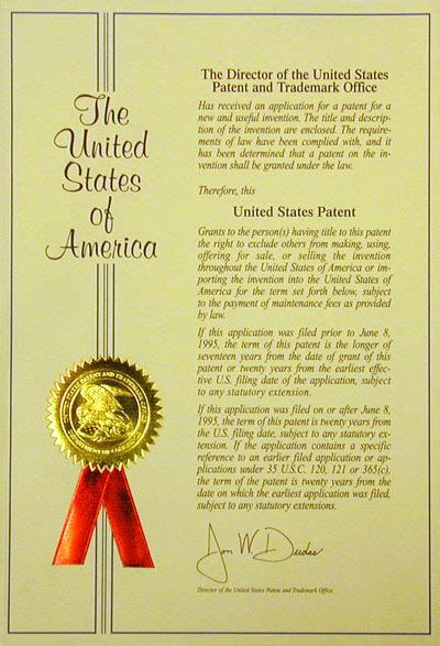 Patent Cover Letter by Letters Patent Info Patents Kulaga Office Patent Attorney