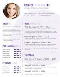 modern curriculum vitae exles social work 49 modern resume templates to get noticed by recruiters