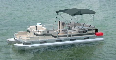 pontoon boat bimini top covers pontoon bimini top replacement canvas boat lovers direct