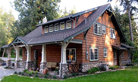 Craftsman Cabin by Swiss Chalet Craftsman Arts Amp Crafts Homes Newsletter