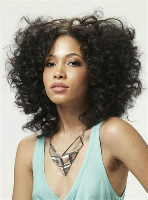 Curly Hairstyles For Black With Weave by Curly Hairstyles For Black With Weave Hairstyle