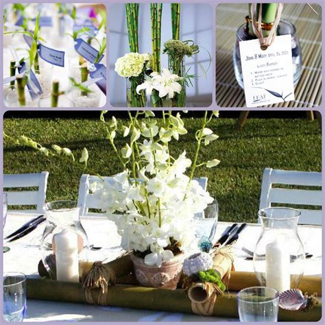 Top 10 Eco Friendly Wedding Reception Decorations