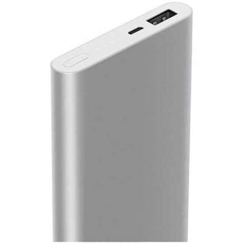 Power Bank Xiaomi 10 000mah refurbished xiaomi mi powerbank 2 10 000mah zilver met