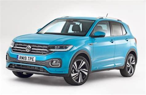 2020 Volkswagen Cross by 2020 Volkswagen T Cross Subcompact Suv Review Specs