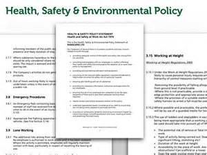 company health and safety policy template ramscapes health and safety policy commercial
