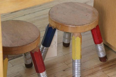 Stools Causes by Pencil Thin Stools Car Interior Design