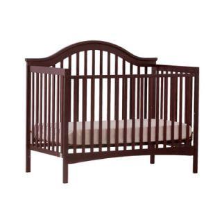 Rockland Convertible Crib Rockland Caden Convertible Crib Cherry