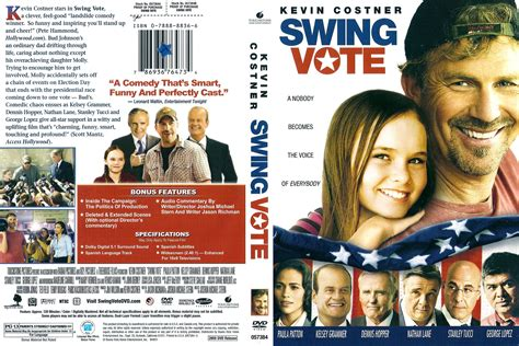swing vote 2008 covers box sk swing vote 2008 high quality dvd