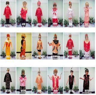 Kostum Profesi Anak 64 best images about baju daerah indonesia on traditional bukittinggi and kebaya