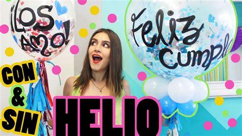 como decorar con globos sin helio globos confetti gigantes decorados 161 con y sin helio
