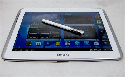 Samsung Tablet 10 1 Review samsung galaxy note 10 1 tablet review a hit and a miss the ssd review