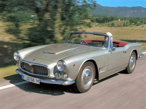vintage maserati convertible 776 best maserati images on antique cars