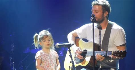 dierks bentley daughter watch this adorable father and daughter moment between