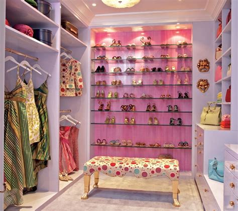 Pink Closet by Beautiful And Small Closet Ideas Home Design And