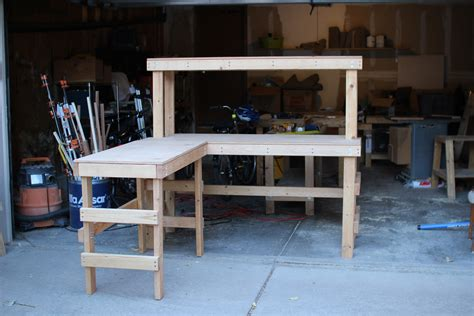 build a shop pdf plans workbench plans corner setting up a