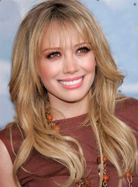 pics com of com light hair in front and shark in back 25 blonde hairstyles with bangs long hairstyles 2016 2017
